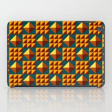 More Pyramid Patterns iPad Case