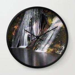 Widows Creek Falls 4 Wall Clock