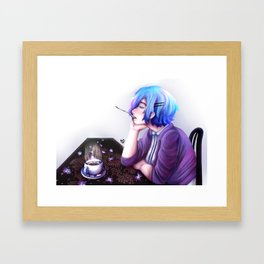 Awaiting Framed Art Print