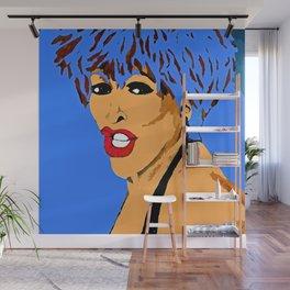 Tina Wall Mural