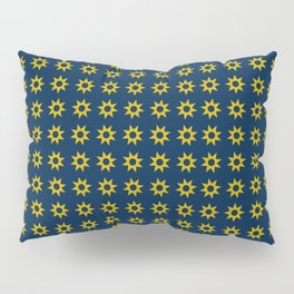 Very Tiny Suns Pillow Sham