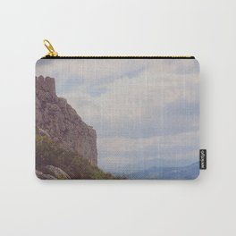 Corinthian Skies Carry-All Pouch
