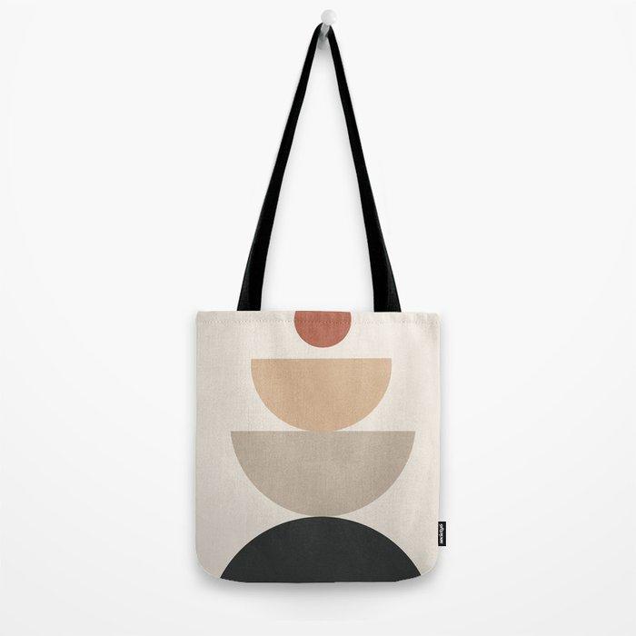 Geometric Modern Art 31 Tote Bag