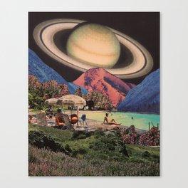 Zanatras Home Base Canvas Print