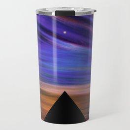 ESCAPE - Pyramids Silhouette Travel Mug