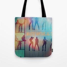 Illustration, graphic desing, art Tote Bag
