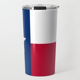 Texan State flag Travel Mug