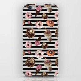 Did someone say dessert? iPhone Skin