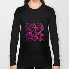Abstract No6 Long Sleeve T-shirt