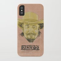 calvin iPhone & iPod Cases featuring Calvin Candie by kjell