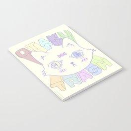 Otaku Trash Notebook