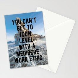 Motivational - Icon Level Stationery Cards