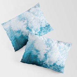 Beach Waves Pillow Sham