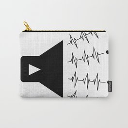 Music beats Carry-All Pouch