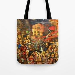 Vucciria#2013 Tote Bag