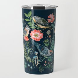 Birds Garden Travel Mug