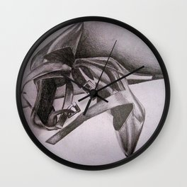 Calvin Klein Black Heels Wall Clock