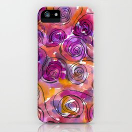 Come Dance with Me. iPhone Case