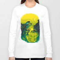 mad Long Sleeve T-shirts featuring MAD SCIENCE! by BeastWreck
