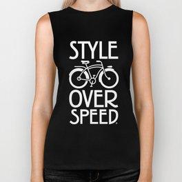 Style over Speed Biker Tank
