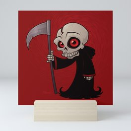 Little Reaper Mini Art Print