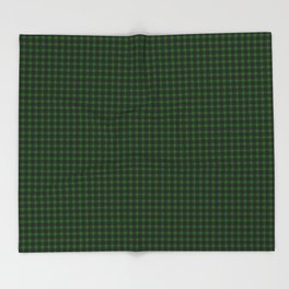 MacArthur Tartan Throw Blanket
