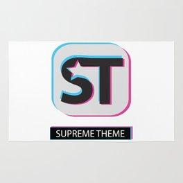 Supreme WordPress Theme Rug