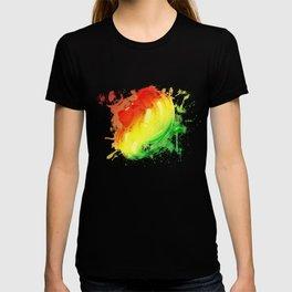 Irie Lion Slpash T-shirt