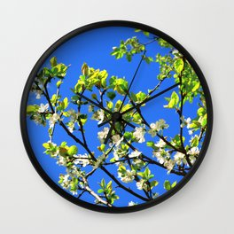 A Time To Love Wall Clock
