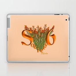 Orangelicious S6 Laptop & iPad Skin