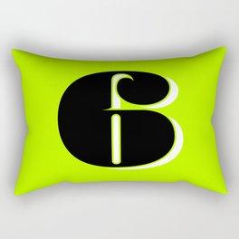 Super Fat 6 Rectangular Pillow
