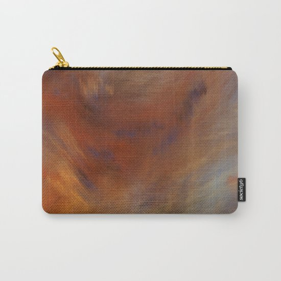 Storm in Space  (A7 B0230) Carry-All Pouch
