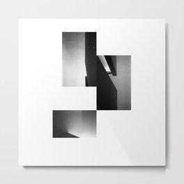 minimale Metal Print
