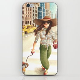 Privacy iPhone Skin