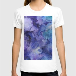 Mystic Deep Blue T-shirt