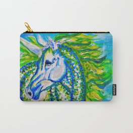 A Unicorn Named Aurora Carry-All Pouch