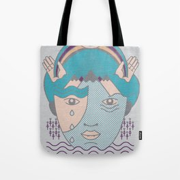In The Wild Pt.1 Tote Bag