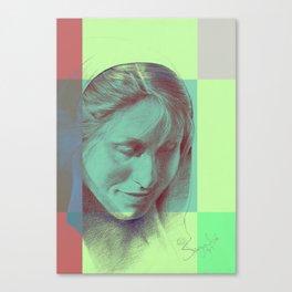 Margriet 02 Canvas Print
