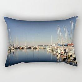 Paynesville Harbour Rectangular Pillow