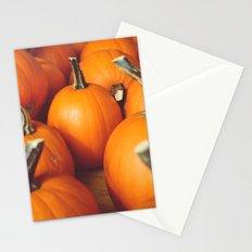 Cute Lil' Pumpkins Stationery Cards