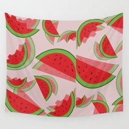 Watermelon fruit, Sandia Wall Tapestry