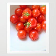Les Tomates Art Print