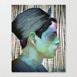 Suicidal Canvas Print