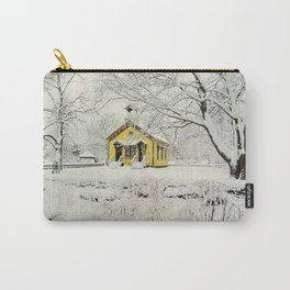 Winter in New England - Aquidneck Island Carry-All Pouch