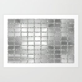 Mirror Wall Art Print