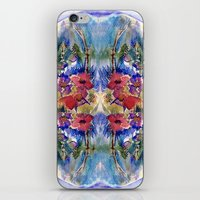 africa iPhone & iPod Skins featuring Africa by CrismanArt