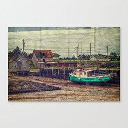 Port Maitland Canvas Print