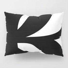 Hidden Letters. Baskerville R Pillow Sham