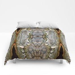 Crocodile kiss Comforters
