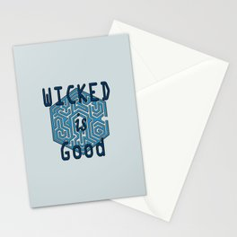 The Maze Runner - Wicked is Good Stationery Cards